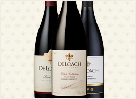Pinot Noir DeLoach Vineyards